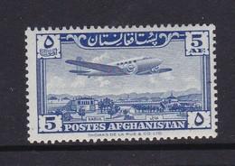 Afghanistan SG 415a 1957 Air Plane 5af  MNH - Afghanistan