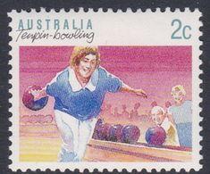Australia ASC 1183 1989 Sports 2c Pin Bowking Perf 13 X 13.5, Mint Never Hinged - Proofs & Reprints