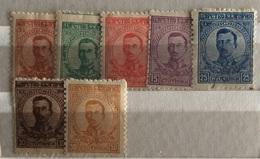 BULGARIA  1919-20  BORIS III - 1879-08 Principato