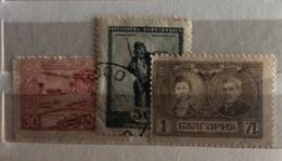 BULGARIA  1920  70 Ann. IVAN VASOV - 1879-08 Principato