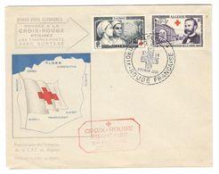6720 - CROIX ROUGE ALGER  54 - Algeria (1924-1962)