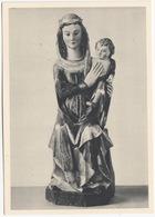 Zürich - Muttergottes Aus Silenen, Kt. Uri , 14. Jahr., 2. Viertel - Vierge De Sienen - Landesmuseum (Suisse/Schweiz/CH) - ZH Zurich