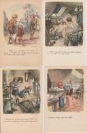 18 / 8 / 371. - LOT  DE. 20. CP. DESSINS. ENFANTS. POULBOT - Toutes Scanées - Cartes Postales