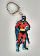 Old 1967 Keychain Sleutelhanger Porte-clé Strip Stripfiguur Cartoon Batman DC Comics Schlüsselanhänger - Porte-clefs