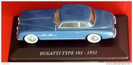 BUGATTI TYPE 101-1951-1/43 + Boîte - Auto's, Vrachtwagens, Bussen