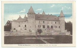 38 Virieu Sur Bourbre - Vieux Chateau - Virieu