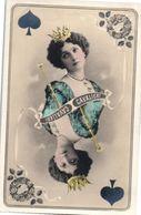 Cavaliere - Jeu De Carte - Femme Fantaisie - Cartes à Jouer
