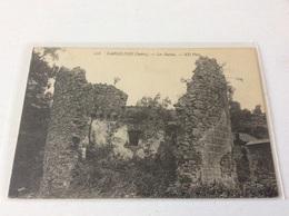 36 - GARGILESSE Les Ruines - France