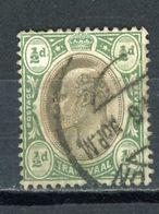 TRANSVAAL (GB) - SOUVERAINS - N° Yvert 148 Obli - Great Britain (former Colonies & Protectorates)