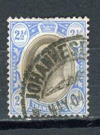 TRANSVAAL (GB) - SOUVERAINS - N° Yvert 151 Obli - Great Britain (former Colonies & Protectorates)