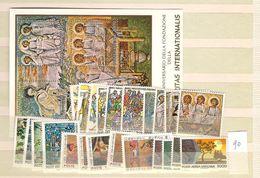 1990 MNH Vaticano, Vatikanstaat, Year Collection, Postfris** - Annate Complete