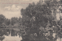 Une Rue Des étangs à Linkebeek (Edition V G, 1906) - Linkebeek