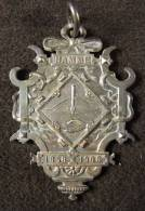 M01164 Hamme, Schot, Schuss, Tir, Handboog, Arc à Flèche, Bow, 1908, Ornement Renaissant, (18 G.) - Belgium