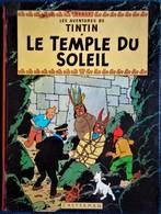 Hergé - Tintin - Le Temple Du Soleil - Casterman - ( 1971 ) . - Tintin