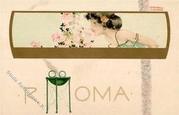 Kirchner, R. Roma Künstlerkarte I-II - Kirchner, Raphael