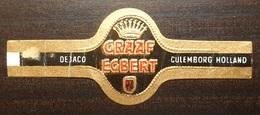 U82 Bague Bagues Cigare Cigares  Dejaco  Graaf Egbert  1 Pièce(s) - Sigarenbandjes