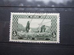 VEND BEAU TIMBRE DU MAROC N° 122 , X !!! - Maroc (1891-1956)