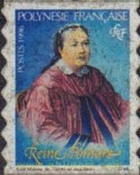 Ref. 585049 * MNH * - FRENCH POLYNESIA. 1996. REINA POMARE IV - Christianity