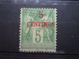 VEND BEAU TIMBRE DU MAROC N° 2 , (X) !!! - Maroc (1891-1956)