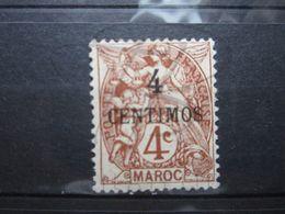 VEND BEAU TIMBRE DU MAROC N° 23 , (X) !!! - Morocco (1891-1956)