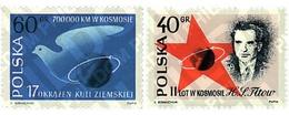 Ref. 61594 * MNH * - POLAND. 1961. TITOV FLIGHT IN THE COSMOS . VUELO DE TITOV EN EL COSMOS - Ongebruikt