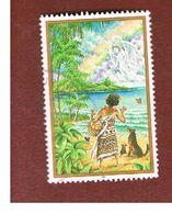 ISOLE FIGI (FIJI ISLANDS) - SG 1139 - 2001  CHRISTMAS   - USED° - Fiji (1970-...)