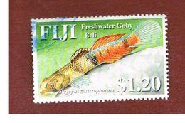 ISOLE FIGI (FIJI ISLANDS) - MI 1200 - 2007 FISHES: SICYOPUS ZOSTEROPHORUM   - USED° - Fiji (1970-...)