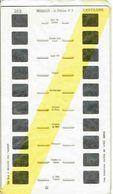 STEREOCARTE LESTRADE. 10 Vues Kodachrome - VERSAILLE. 2.   1950/58. - Diapositives
