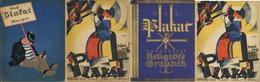 Werbung DAS PLAKAT Zeitschrift über 50 Hefte, Dazu 3 Gebundene Jahrgänge, Unterschiedliche Erhaltungen Publicite - Werbepostkarten