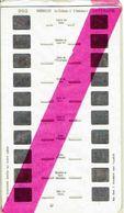 STEREOCARTE LESTRADE. 10 Vues Kodachrome - VERSAILLE. 3.   1950/58. - Diapositives