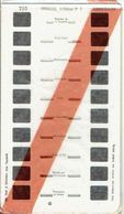 STEREOCARTE LESTRADE. 10 Vues Kodachrome - VERSAILLE. 5.   1950/58. - Dias
