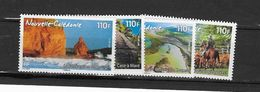 Nouvelle-Calédonie N°F 1154 à 1157** - Nueva Caledonia