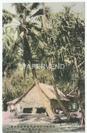 MARSHALL  ISLANDS  Hut Opi22 - Marshall Islands