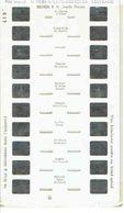 STEREOCARTE LESTRADE. 10 Vues Kodachrome - BRETAGNE 19 - JOSSELIN PLOERMEL.   1950/58. - Diapositives