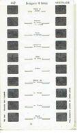 STEREOCARTE LESTRADE. 10 Vues Kodachrome - BRETAGNE 49 - RENNES.   1950/58. - Diapositives