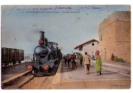 2411 - Algérie - Colomb-Béchar ( Sud-Oranais ) - Arrivée D'un Train - Coll. Idéale P.S. - - Bechar (Colomb Béchar)