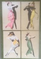 Dudovich Danza - Ballo - SerieVII , 4 Non Viaggiate - Illustratori & Fotografie