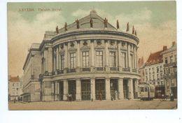 Antwerpen Anvers Théâtre Royal Tram - Antwerpen