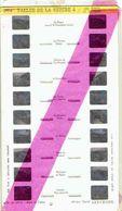 STEREOCARTE LESTRADE. 10 Vues Kodachrome - LA VALLEE DE LA VEZERE. 4.  1950/58. - Diapositives