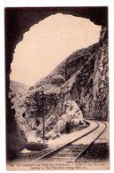2413 - Viét-Nam - Chemin De Fer Du Yunnan - Sortie De Tunnel - édit. René Tétart à Hanoï - N°36 - - Viêt-Nam
