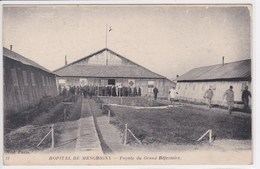 10 MESCRIGNY Hôpital Façade Du Grand Réfectoire - Other Municipalities