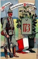 Regiment St. Arnold (4445) Nr. 173 Infanterie Regt. I-II - Regimente