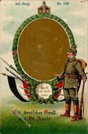 Regiment St. Arnold (4445) Nr. 173 Infanterie Regt. Prägedruck 1917 I-II - Regimente