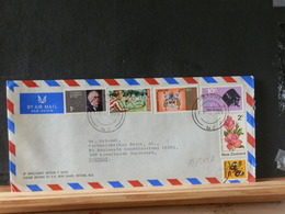 78/518A  LETTRE NOUVELLE ZELANDE - Lettres & Documents