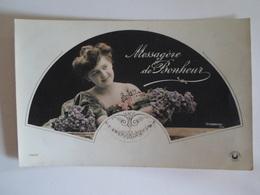Carte Postale   Femme - Femmes