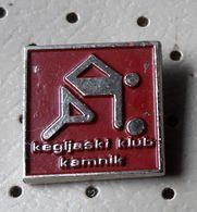 Bowling Club PTT Kamnik Slovenia Pin - Bowling