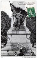 14-  CAEN- ( Monument Des Enfants Du Calvados) - Caen