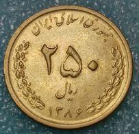 Iran 250 Rials, 1386 (2007) - Iran