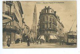 Antwerpen Anvers Rue Des Peignes Et Rue Nationale - Antwerpen