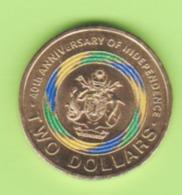 Solomon Islands, $ 2 (2018) , Coins Of The Solomon Islands UNC NEW - Solomon Islands